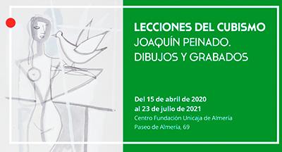LECCIONES DEL CUBISMO Joaquín Peinado