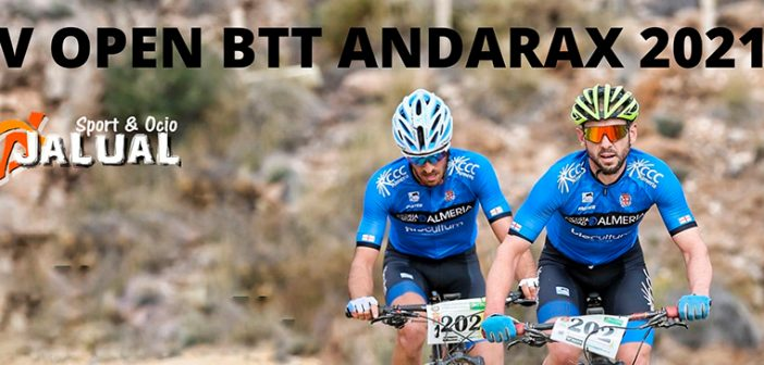 OPEN BTT Andarax 2021