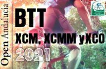 Open de Andalucía de BTT Rally, Maratón y Media Maratón 2021