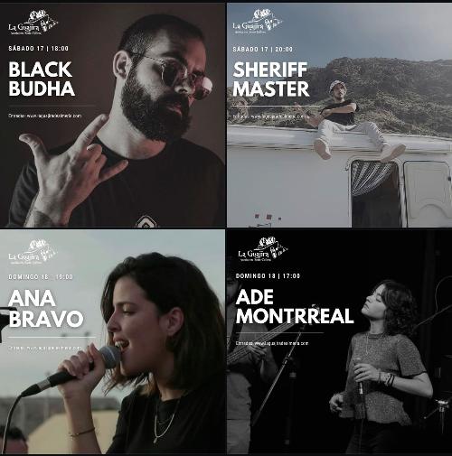 Programación Asociación Socio-Cultural La Guajira – Abril 2021