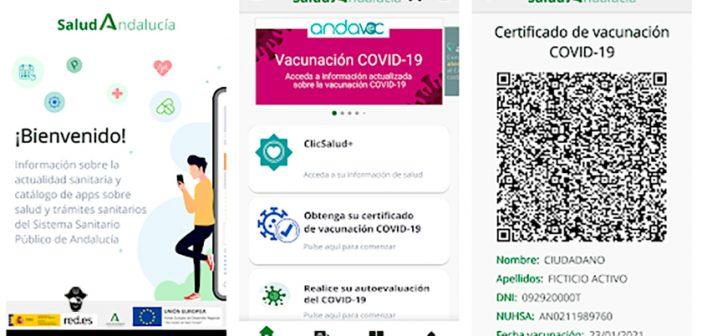 Descárgate el certificado digital de vacunación COVID19