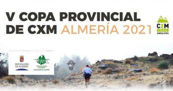 V Copa Provincial de CxM Almería 2021 Trail Andalucía