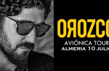 Antonio Orozco en Almería - Gira 2021