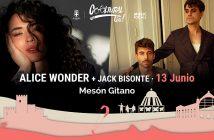 Alice Wonder + Jack Bisonte - Cooltural Go!