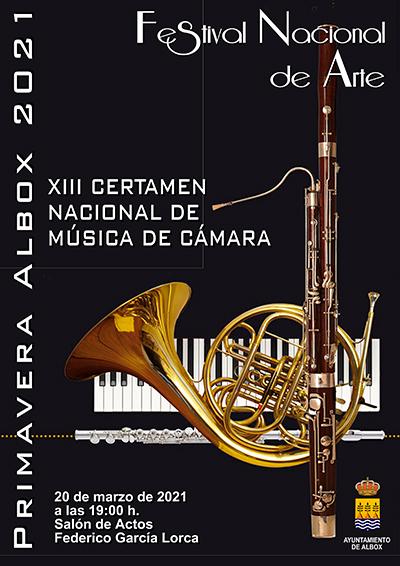 CAMARA 50º Festival Nacional de Arte de Albox
