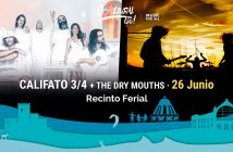 Califato 3/4 + The Dry Mouths - Cooltural Go!