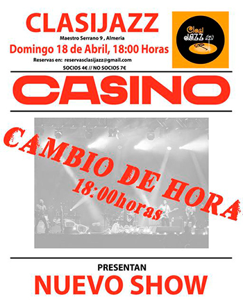 Casino en Clasijazz