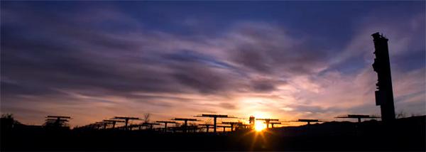 Centro de Atención al Visitante de la Plataforma Solar de Almería