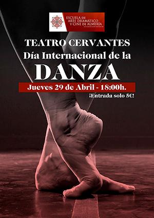 DÍA INTERNACIONAL DE LA DANZA Teatro Cervantes