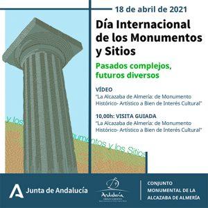 Día Internacional de los Monumentos y Sitios - CM Alcazaba