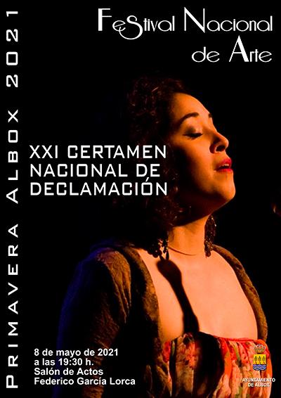 DECLAMACION 50º Festival Nacional de Arte de Albox