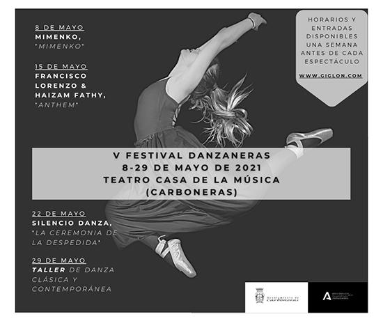Danzaneras 2021 Carboneras