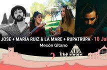 El Jose, María Ruíz & La Mare y Rupatrupa - Cooltural Go!