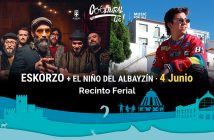Eskorzo + El Niño del Albayzin - Cooltural Go!