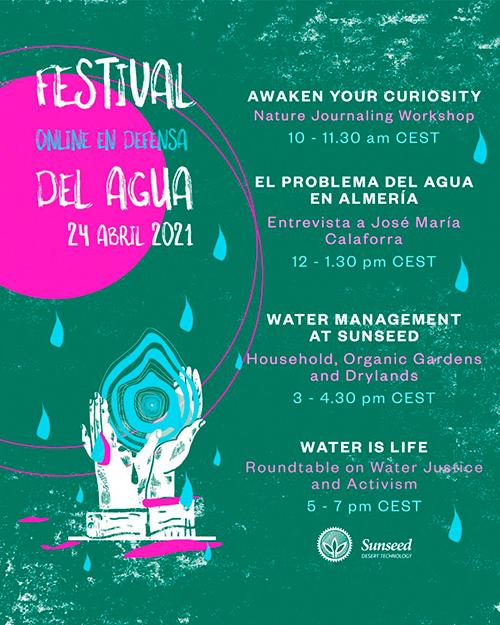 Festival del Agua de Sorbas