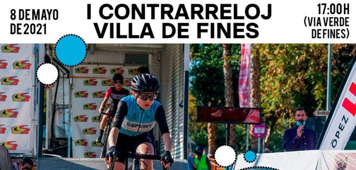 I Contrarreloj Villa de Fines