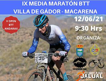 IX MEDIA MARATÓN VILLA DE GÁDOR-MACARENA