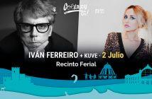 Iván Ferreiro + Kuve - Cooltural Go!
