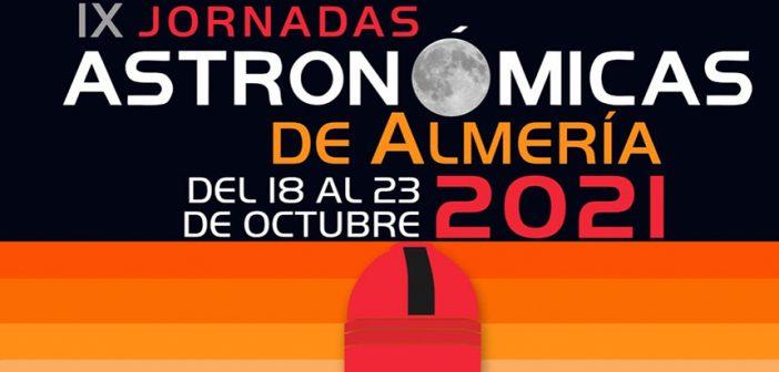 IX Jornadas Astronómicas de Almería