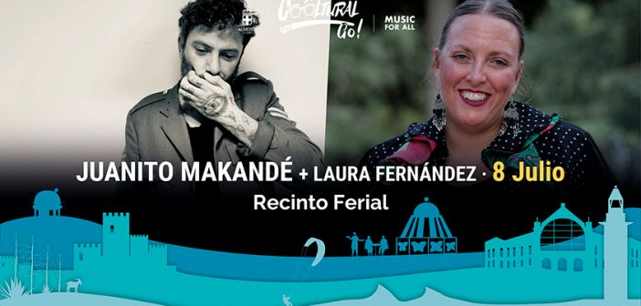 Juanito Makande + Laura Fernández - Cooltural Go!