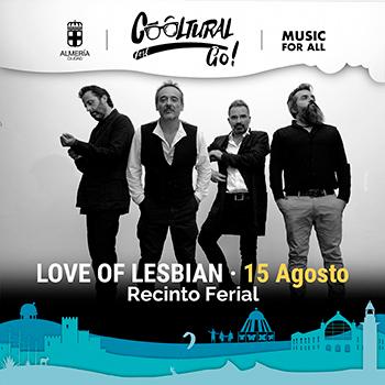 LOVE OF LESBIAN - Cooltural Go!