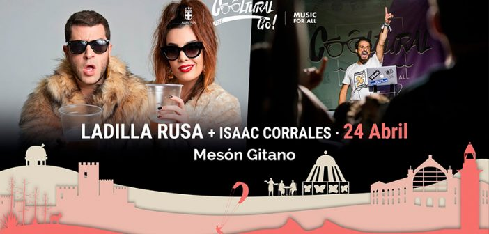 Ladilla Rusa + Isaac Corrales - Cooltural Go!