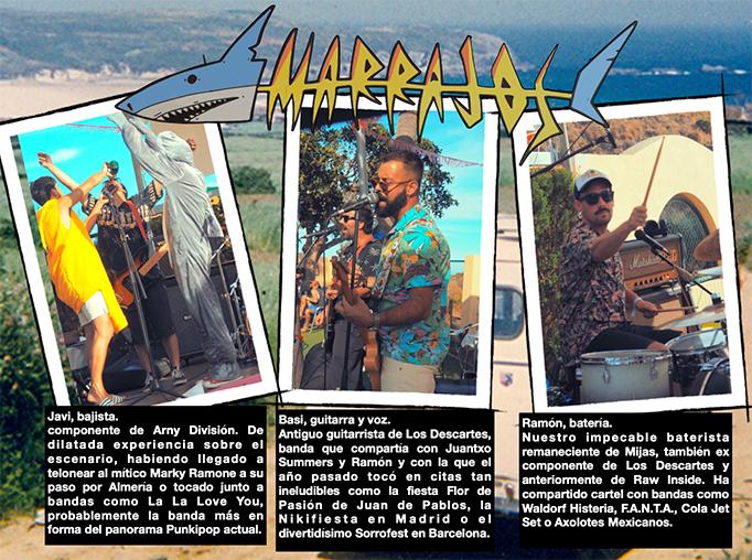 MARRAJOS grupo musical