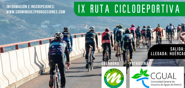 Marcha Ciclodeportiva del Bajo Andarax
