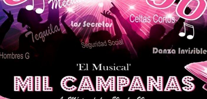 Mil Campanas, espectáculo musical