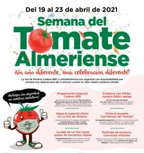 Semana del Tomate Almeriense 2021