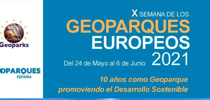 Semana de Geoparques Europeos 2021