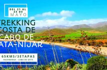 TREKKING COSTA DE CABO DE GATA-NÍJAR