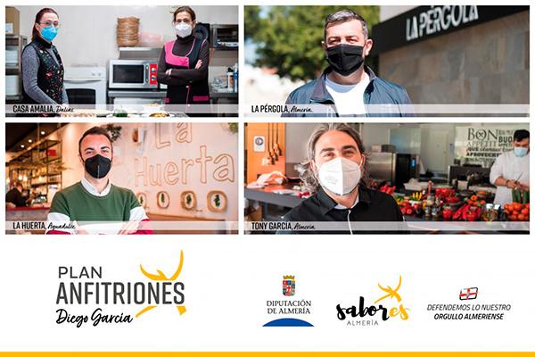 """Plan Anfitriones """"Diego García"""""""
