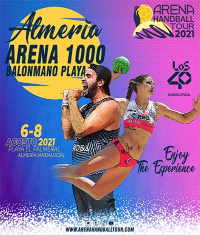 Almería ARENA 1000 Balonmano playa