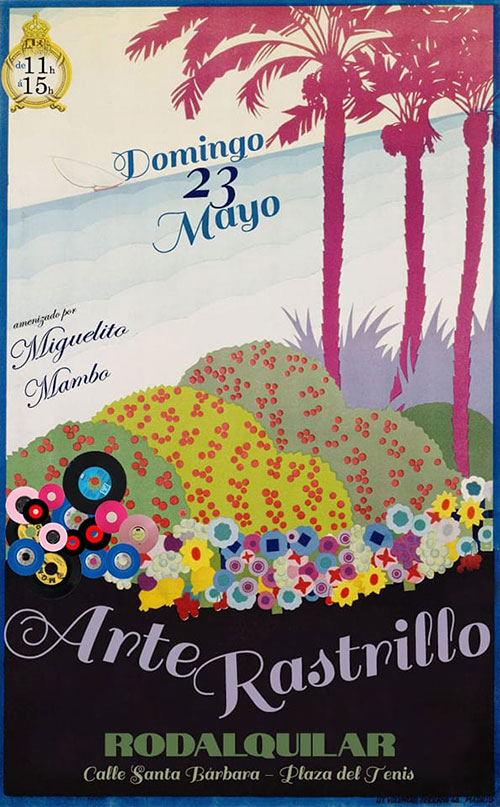 Arte Rastrillo en Cabo de Gata