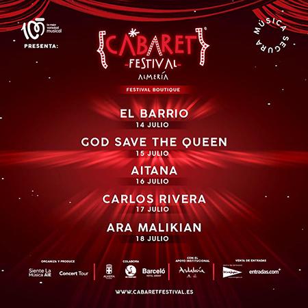 Cabaret Festival Almería 2021
