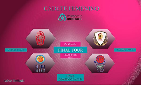 Campeonato de Andalucía Baloncesto femenino