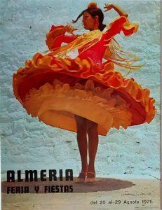Carteles de la Feria de Almería Obra del fotógrafo almeriense Carlos Pérez Siquier