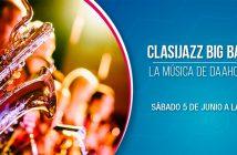 Clasijazz Big Band Pro La Música de Daahoud Salim