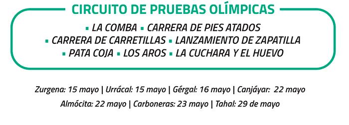 Día Internacional de la Familia en Almería