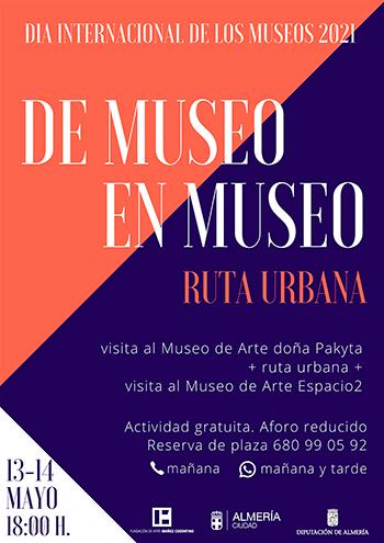DIA INTERNACIONAL DE LOS MUSEOS en Almería