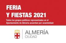 FERIA Y FIESTAS 2021 en Almería