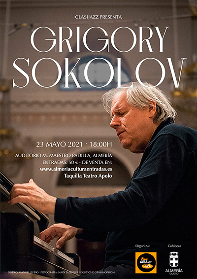 Grigory Sokolov en Almería
