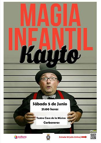 Kayto El Mago