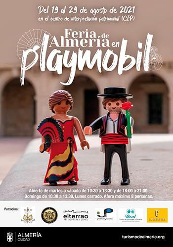 La Feria de Almería en playmobil