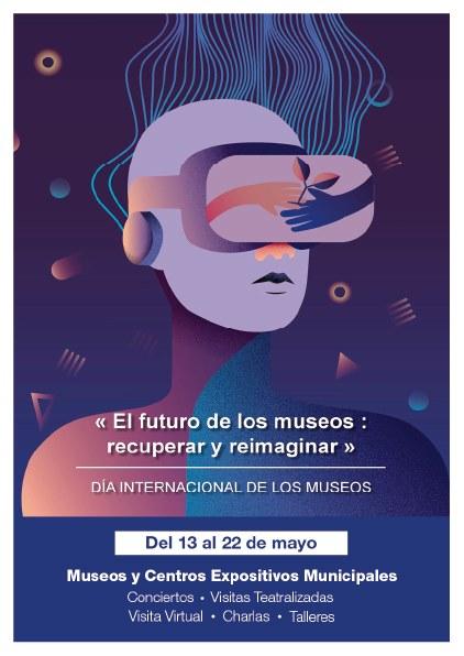 """Programa de actividades en Almería """"Día Internacional de los Museos"""""""