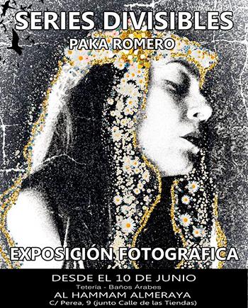 SERIES DIVISIBLES Exposición de Paka Romero