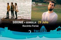 Sidonie + Serrulla – Cooltural Go!