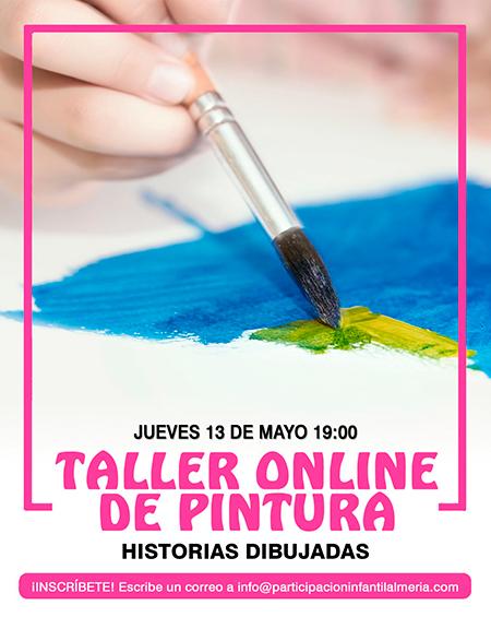 Taller Online de Pintura