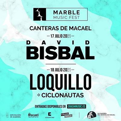 festival de música de las canteras de Macael